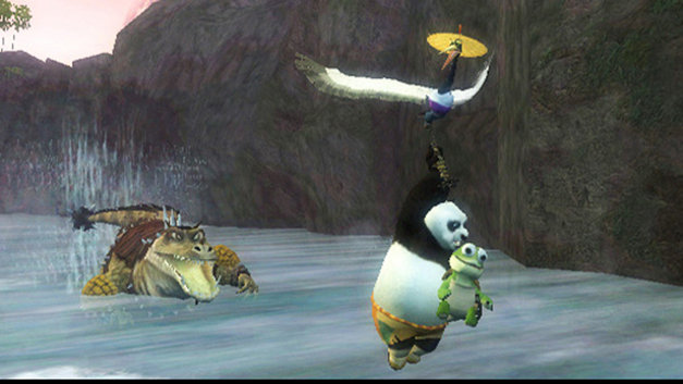 Kung Fu Panda Screenshot 1