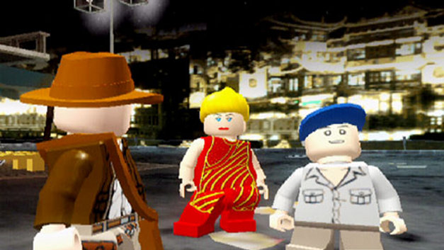 LEGO® Indiana Jones™: The Original Adventures Screenshot 10