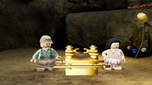 LEGO® Indiana Jones™: The Original Adventures Screenshot 9
