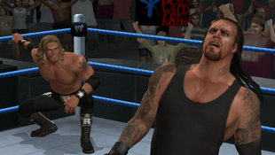 WWE SmackDown vs. Raw 2009 Screenshot 2