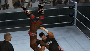 WWE SmackDown vs. Raw 2009 Screenshot 6