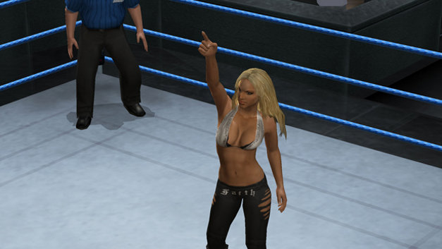 WWE SmackDown vs. Raw 2009 Screenshot 1