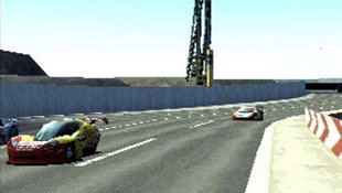 Ridge Racer Type 4 Screenshot 2