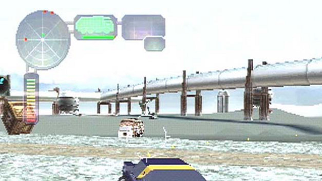 Vigilante 8 2nd Offense Screenshot 1