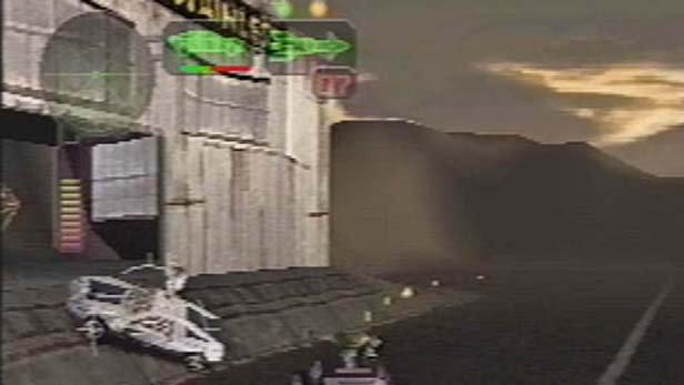 Vigilante 8 2nd Offense Game | PSONE - PlayStation