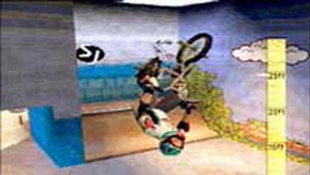 Dave Mirra Freestyle BMX Screenshot 3