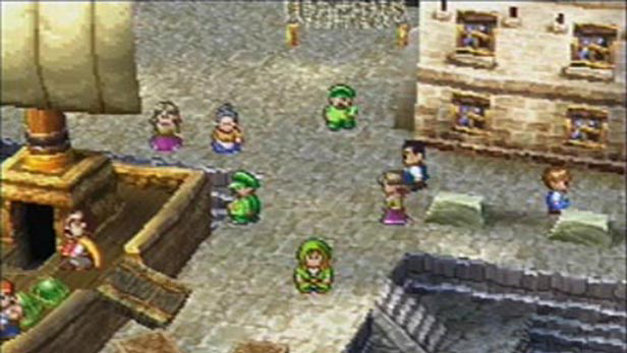 Dragon Warrior VII Screenshot 1