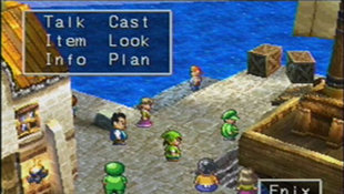 Dragon Warrior VII Screenshot 2