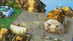Dragon Warrior VII Screenshot 3