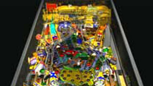 Pro Pinball: Big Race USA Screenshot 1