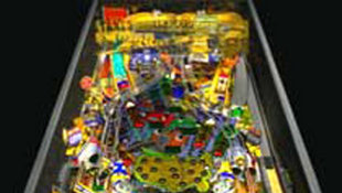 Pro Pinball: Big Race USA Screenshot 2