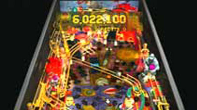 Pro Pinball: Fantastic Journey Screenshot 1