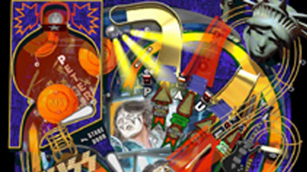 KISS Pinball Screenshot 1