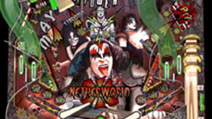 KISS Pinball Screenshot 2