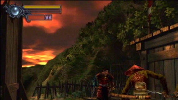 Onimusha: Warlords Screenshot 1