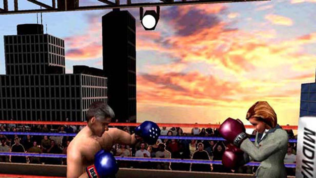 Ready 2 Rumble Boxing: Round 2 Screenshot 1