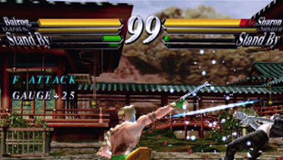 Street Fighter EX3 Screenshot 11