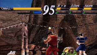 Street Fighter EX3 Screenshot 14