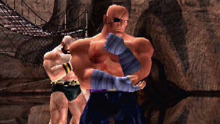 Street Fighter EX3 Screenshot 15