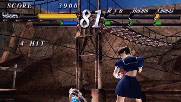Street Fighter EX3 Screenshot 19