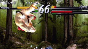 Street Fighter EX3 Screenshot 21