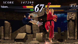Street Fighter EX3 Screenshot 23