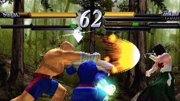 Street Fighter EX3 Screenshot 16