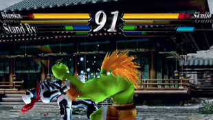 Street Fighter EX3 Screenshot 20