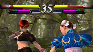 Street Fighter EX3 Screenshot 24
