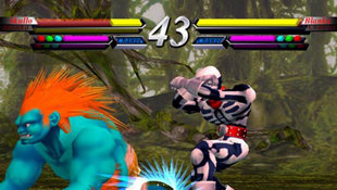 Street Fighter EX3 Screenshot 2