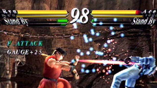Street Fighter EX3 Screenshot 3