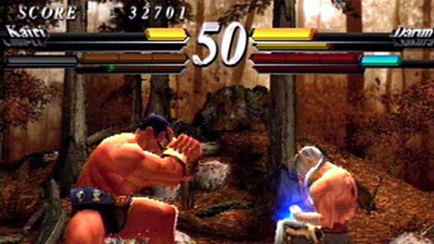Street Fighter EX3 Screenshot 4