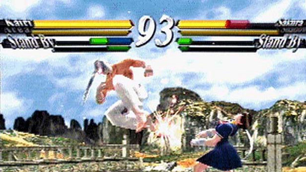 Street Fighter EX3 Screenshot 7