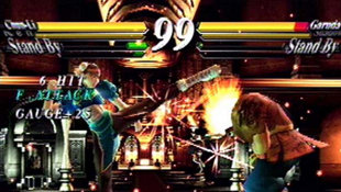 Street Fighter EX3 Screenshot 9