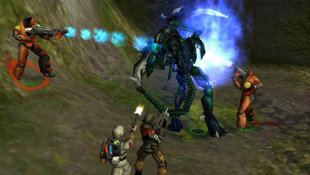 Aliens Versus Predator: Extinction Screenshot 9