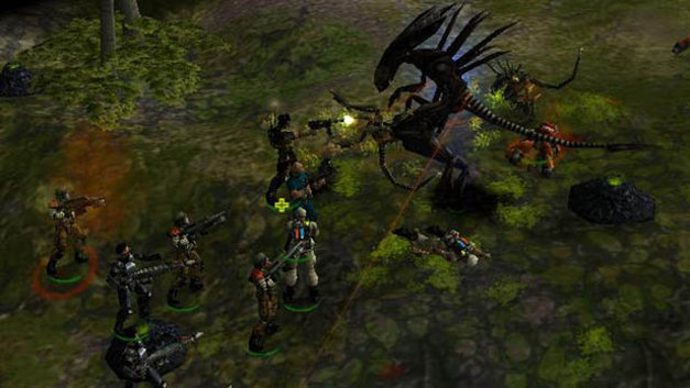 Aliens Versus Predator: Extinction Screenshot 13