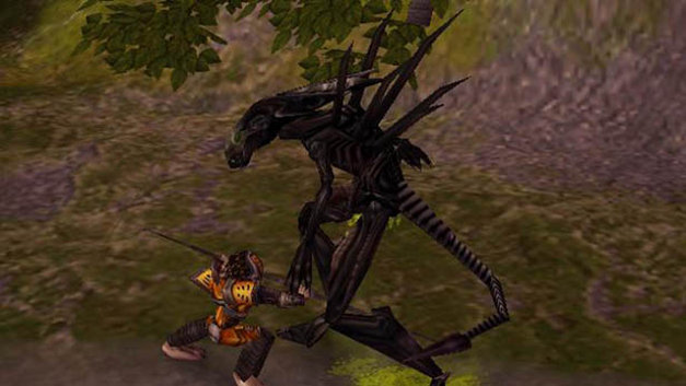Aliens Versus Predator: Extinction Screenshot 16