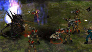 Aliens Versus Predator: Extinction Screenshot 18