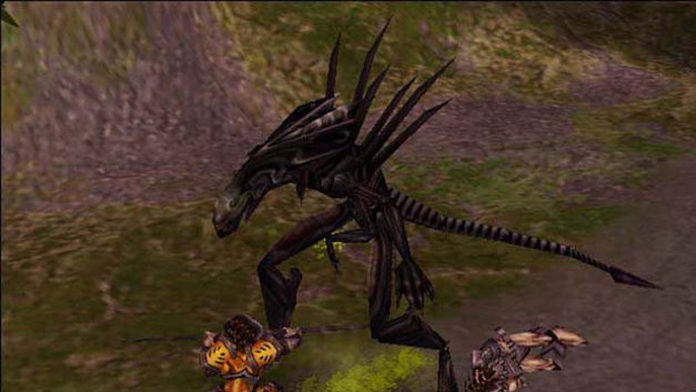Aliens Versus Predator: Extinction Screenshot 19