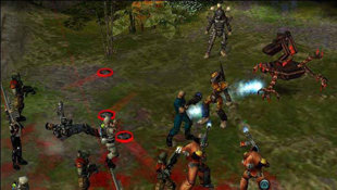 Aliens Versus Predator: Extinction Screenshot 20