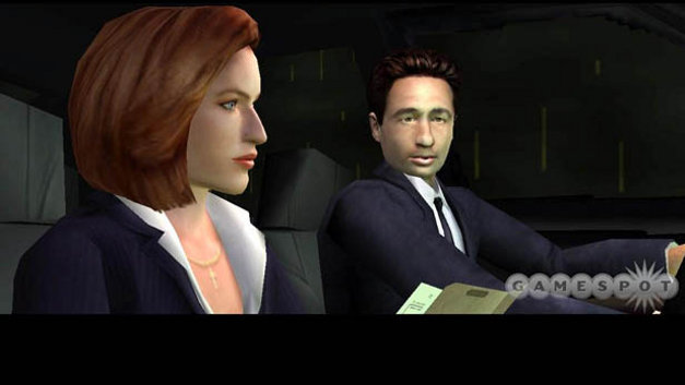 X-Files: Resist or Serve Screenshot 1