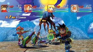 Grandia II Screenshot 3