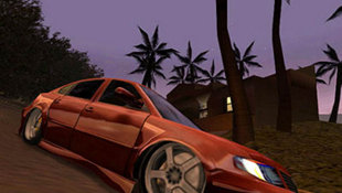 Midnight Club II Screenshot 2