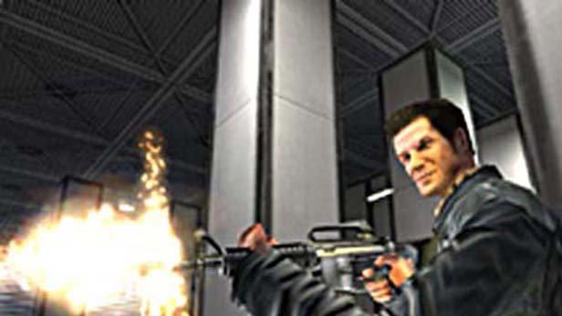 Max Payne Game Ps2 Playstation