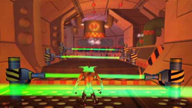 Crash Bandicoot: The Wrath of Cortex Screenshot 1