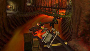 Crash Bandicoot: The Wrath of Cortex Screenshot 2