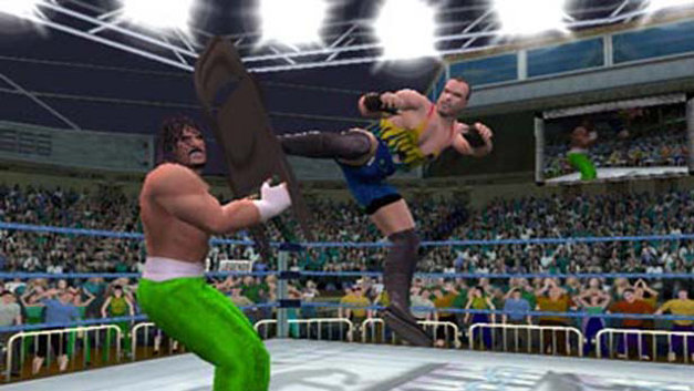 Legends of Wrestling Screenshot 1