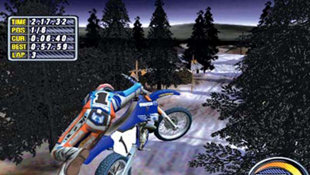 Jeremy McGrath Supecross World Screenshot 3