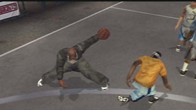 Street Hoops Screenshot 1