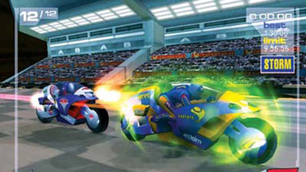 XG3 Extreme G Racing Screenshot 1